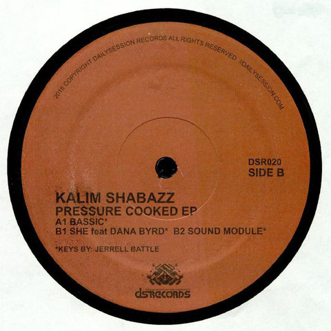 Kalim Shabazz - Pressure Cooked EP