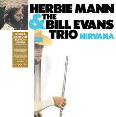 Herbie Mann & Bill Evans - Nirvana LP