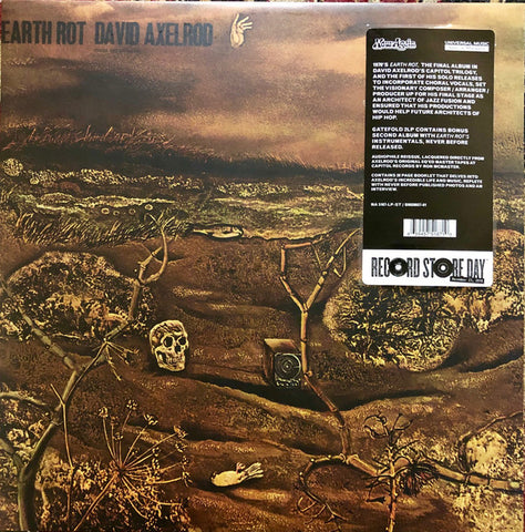 David Axelrod - Earth Rot 2LP