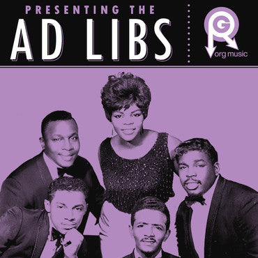 Ad Libs - Presenting The LP