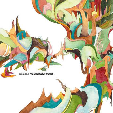 Nujabes - Metaphorical Music 2LP
