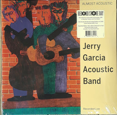 Jerry Garcia Acoustic Band - Almost Acoustic Live 2LP
