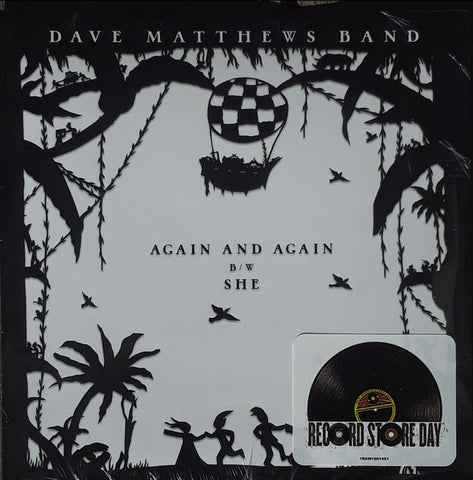 Dave Matthews Band - Again And Again / She 7-Inch