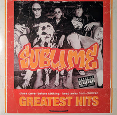 Sublime - Greatest Hits LP + Flexidisc