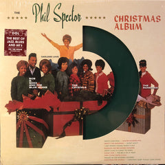 The Phil Spector Christmas Album (A Christmas Gift For You) LP (Green Vinyl)