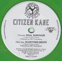 Citizen Kane - Soul Survivor / Scartown Beats 7-Inch