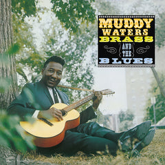 Muddy Waters - Brass And The Blues LP