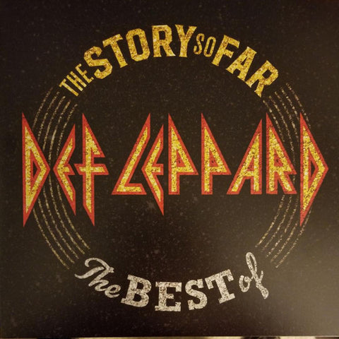 Def Leppard - The Story So Far 2LP + 7-Inch