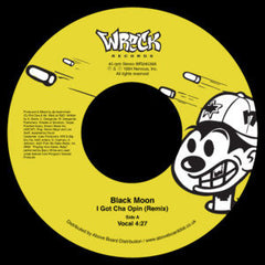 Black Moon - I Got Cha Opin (Remix) 7-Inch