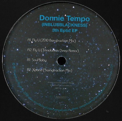 Donnie Tempo (INBLUEBLACKNESS)* ‎– 5th Eptic EP