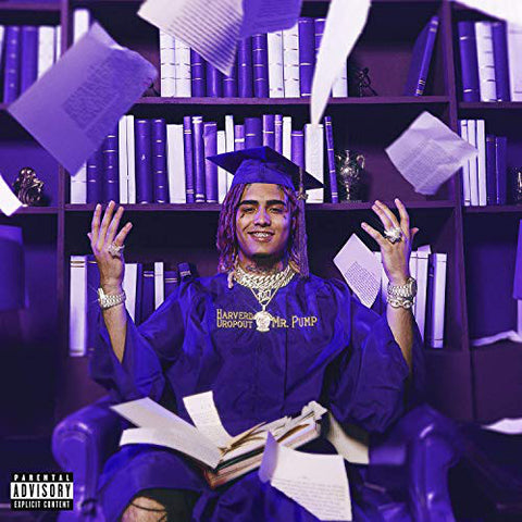 Lil Pump - Harverd Dropout LP