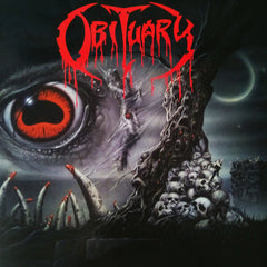 Obituary - Cause Of Death LP (Red Vinyl)