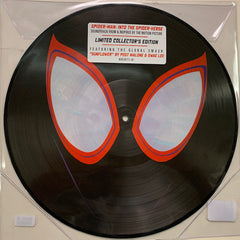 Spider-Man: Into The Spider-Verse LP (Picture Disc)