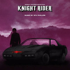 Stu Phillips - Knight Rider Soundtrack 2LP