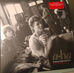 A-Ha ‎– Hunting High And Low (The Early Alternative Mixes) LP