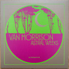 Van Morrison - Astral Weeks Alternative 10-Inch EP