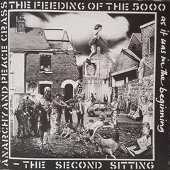 Crass - Feeding Of The Five Thousand LP