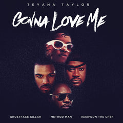 Teyana Taylor ‎– Gonna Love Me / WTP (Remixes) EP