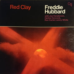 Freddie Hubbard - Red Clay LP