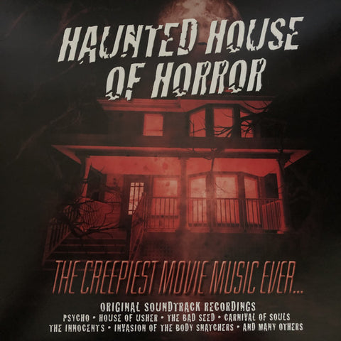 Haunted House Of Horror LP