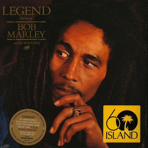 Bob Marley & The Wailers - Legend: The Best Of 2LP (35th Anniversary Edition)