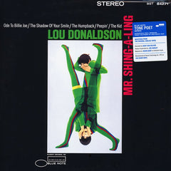 Lou Donaldson - Mr. Shing-A-Ling LP (Blue Note Tone Poet)