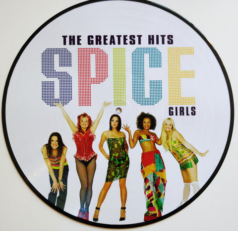 Spice Girls - Greatest Hits Picture Disc LP