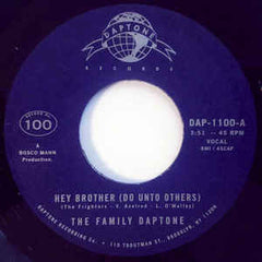 The Family Daptone - Hey Brother 7-Inch