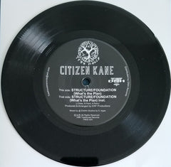 Citizen Kane - Structure/Foundation 7-Inch