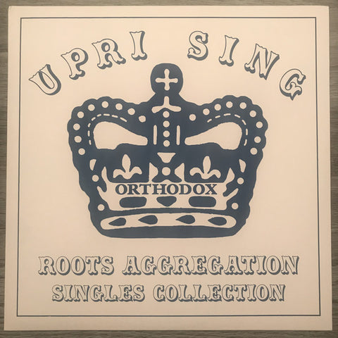 Uprising - Roots Aggregation Singles Collection LP
