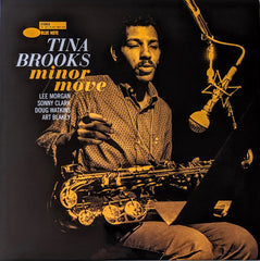Tina Brooks - Minor Move LP
