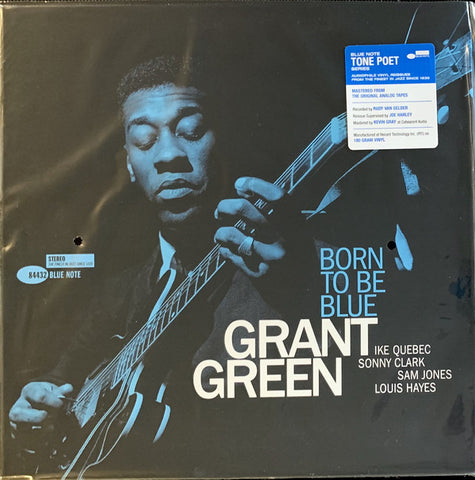 Grant Green - Born To Be Blue LP