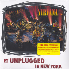 Nirvana - MTV Unplugged 2LP