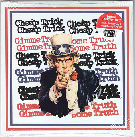 Cheap Trick - Gimme Some Truth 7-Inch