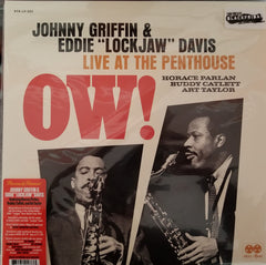 Johnny Griffin & Eddie Lockjaw Davis - Ow! Live At The Penthouse 2LP