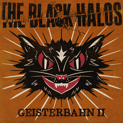 The Black Halos - Geisterbahn II / Tandem Drown 7-Inch