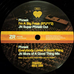 Phreek ‎– Remixed With Love By Joey Negro EP