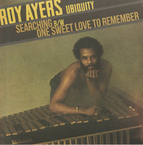 Roy Ayers- Searching / One Sweet Love To Remember 7-Inch