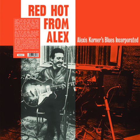 Alexis Korner's Blues Incorporated - Red Hot From Alex LP