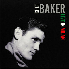 Chet Baker - In Milan LP