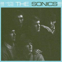The Sonics - Here Are The Sonics!!! LP