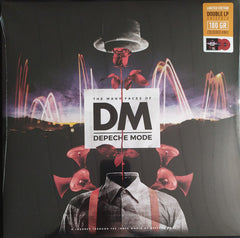 Depeche Mode - Many Faces Of 2LP