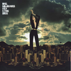 Noel Gallagher's High Flying Birds - Blue Moon Rising LP (Gold Vinyl)