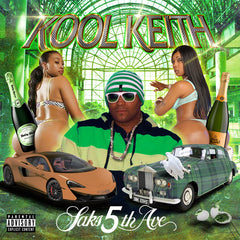 Kool Keith -Saks 5th Ave LP