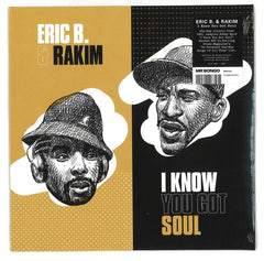 Eric B And Rakim - I Know You Got Soul 7-Inch