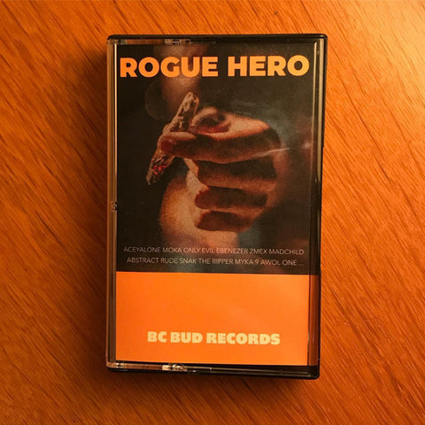 Deceo Ellipsis ‎– Rogue Hero Cassette