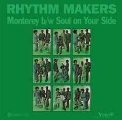 Rhythm Makers - Monterey / Soul On Your Side 7-Inch