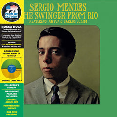Sergio Mendes - The Swinger From Rio LP