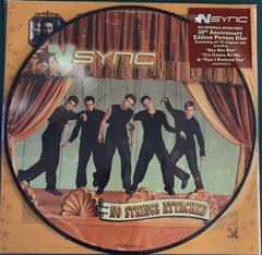 NYSNC - No Strings Attached LP (Picture Disc)