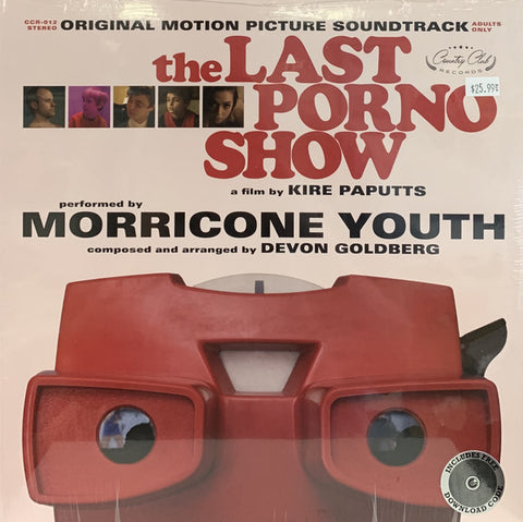 Morricone Youth/Devon Goldberg - The Last Porno Show LP